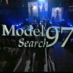 Lucy in Model Search 97 Finale